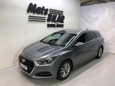 begagnad Hyundai i40 1.7 Crdi Manuell Kombi Comfort Plus