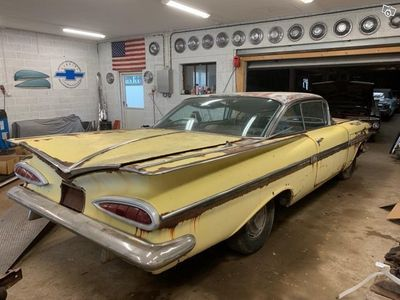 begagnad Chevrolet Impala 2DHT 59