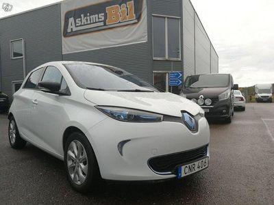 begagnad Renault Zoe R210 22 kWh Single Speed -14