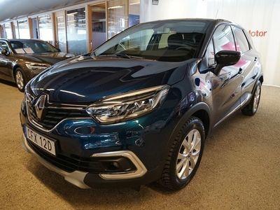 begagnad Renault Captur PhII TCe 150 Intens EDC GPF( FRI SERVICE 2 ÅR)