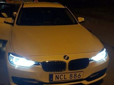 begagnad BMW 320 SPORTLINE 184hk