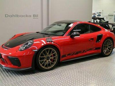 begagnad Porsche 911 GT3 RS 911Weissach 2019, Personbil Pris 2 499 000 kr