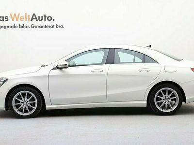 begagnad Mercedes 180 CLA Benz7G-DCT122 Navi Skinn 2015, Sportkupé Pris 199 900 kr