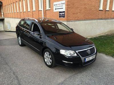 begagnad VW Passat 2,o tdi 4 MOTION 15 000 mil DRAG Kombi