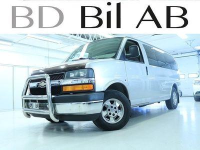 begagnad Chevrolet Express G1500 Passenger Van 5.3 V8 1,95% RÄNTA