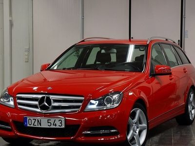 gebraucht Mercedes C250 CDI 4MATIC 204HK / SVENSK -13