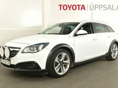 begagnad Opel Insignia Country Tourer 2.0 CDTI 4x4 Auto Värmare V-hju