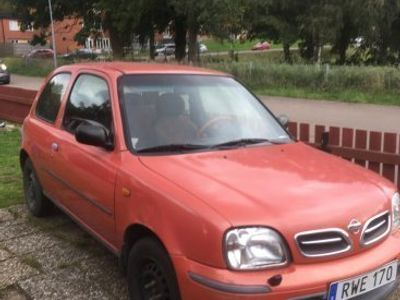 used Nissan Micra -00