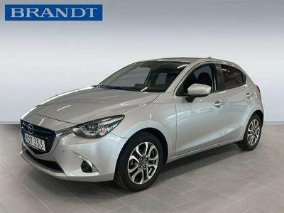 begagnad Mazda 2 1.5 Optimum 115hk