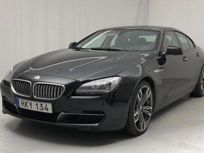 begagnad BMW 650 Övrigt i xDrive Gran Coupé, F06 2013, Sedan 350 000 kr
