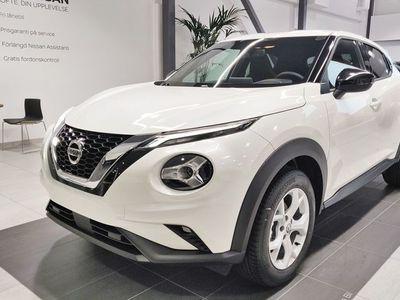 begagnad Nissan Juke N-CONNECTA 117 HK LANSERINGSKAMPANJ