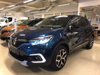 begagnad Renault Captur TCe 150 Intens EDC +Vinterhjul