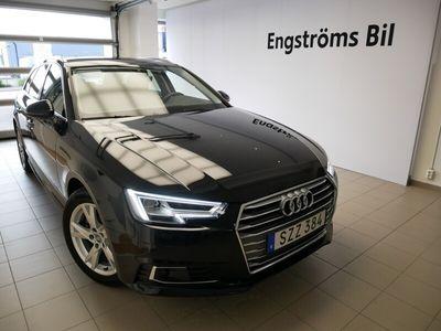 brugt Audi A4 2.0 TFSI 190HK SPORT STR