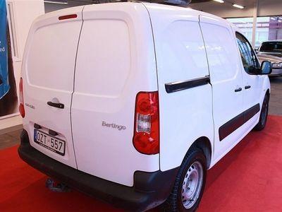 gebraucht Citroën Berlingo Diesel skåp 3 Sist