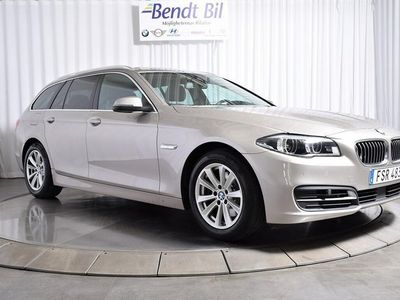 begagnad BMW 520 d xDrive Touring / 1 ägare
