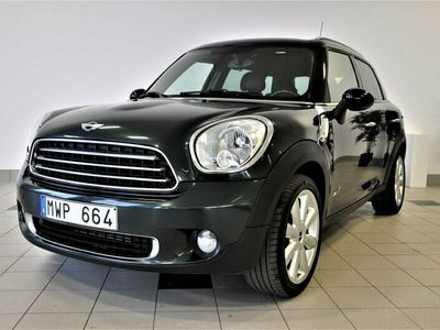 begagnad Mini Cooper D Countryman ALL4 111hk