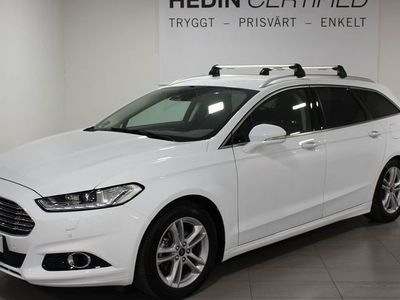 begagnad Ford Mondeo 1.5 Ecoboost CNG Business 165HK Aut