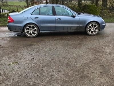 begagnad Mercedes E320 CDI 204hk