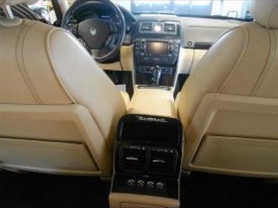 begagnad Maserati Quattroporte 4,7S -09