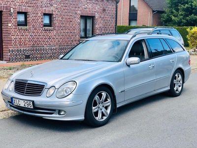 begagnad Mercedes E280 CDI Avantgarde 7G-Tronic