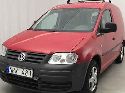 usado VW Caddy 1.9 TDI Skåp (105hk)