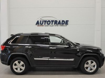 begagnad Jeep Grand Cherokee 3.0 CRD LIMITED 4WD Auto