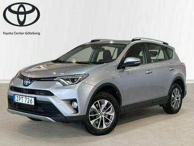 begagnad Toyota RAV4 Hybrid E-FOUR 2,5 HSD AWD ACTIVE