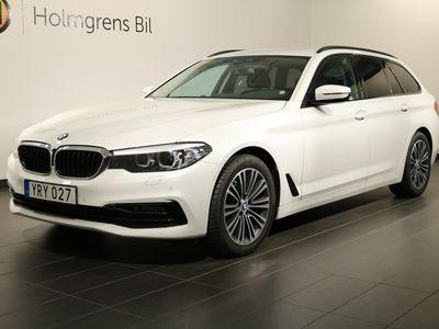 begagnad BMW 520 d xDrive Touring / Sport Line/ Navigation