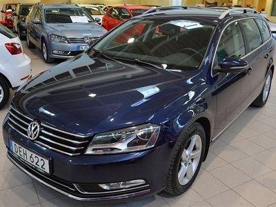 begagnad VW Passat TSI 160 MULTIFUEL MASTERS