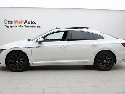 begagnad VW Arteon TDI 190 GT DSG/AUT R-LINE/MYCKET UTRUSTNING