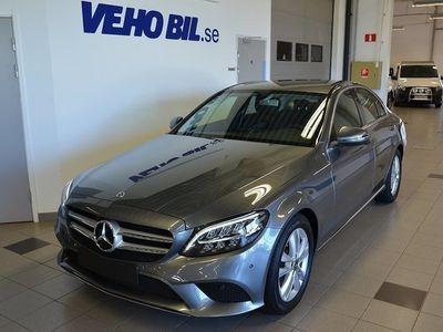 begagnad Mercedes C220 d Avantgarde, Backkamera, Navigation