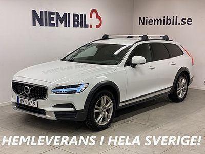 begagnad Volvo V90 CC D4 AWD Euro 6 190hk | Drag | VOC