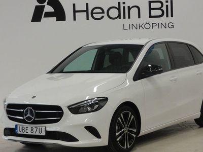 begagnad Mercedes B180 Navigation Backkamera Nightpackage Större mediedisplay DEMO