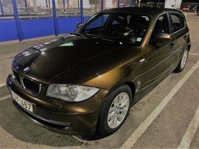 begagnad BMW 118 d Comfort Lifestyle Edition