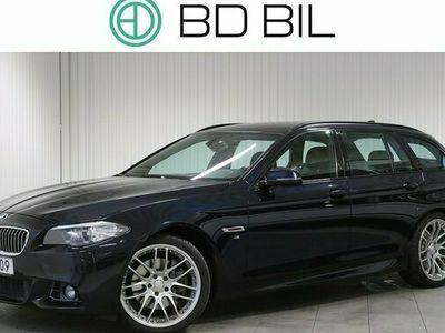 begagnad BMW 530 d xDrive M-SPORT DRAG VÄLSKÖTT EU6 2016, Kombi Pris 254 900 kr