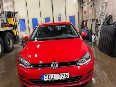 begagnad VW Golf 1.6tdi