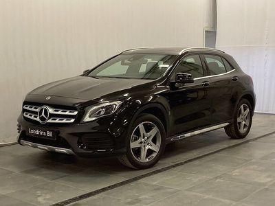 begagnad Mercedes GLA220 4MATIC AMG Line 184hk