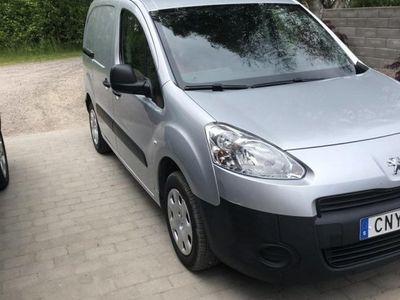 begagnad Peugeot Partner 3 sits