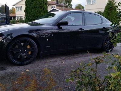begagnad Maserati Quattroporte Sport GTS -08