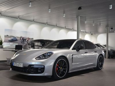 second-hand Porsche Panamera Turbo