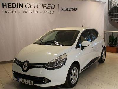 begagnad Renault Clio IV IV 1,2 5dr 73hk Nav S+V-hjul