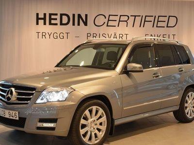 gebraucht Mercedes GLK220 CDI 4Matic // Drag // Låga mil