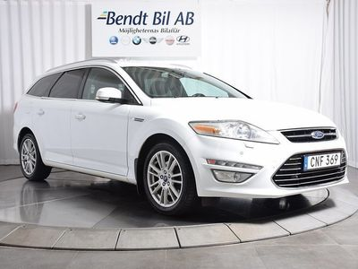 used Ford Mondeo Combi 2.0 TDCi Automat 163hk