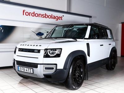 begagnad Land Rover Defender 110 D200 Se Spec Leasbar