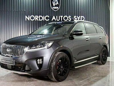begagnad Kia Sorento 2.2 CRDi AWD Automat GT-Line 7-sits SE UTR 2020, SUV Pris 389 900 kr