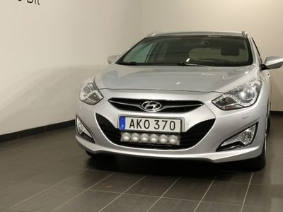 gebraucht Hyundai i40 Ki 1.7 CRDi A6 Business Edition