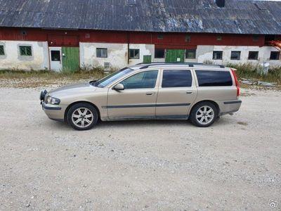 begagnad Volvo V70 renoveringsobjekt -01