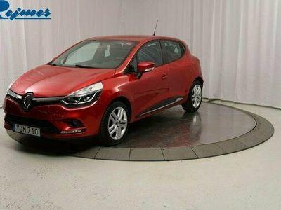 begagnad Renault Clio IV PhII Energy TCe 90 Zen 5-d 2018, Halvkombi Pris 114 800 kr