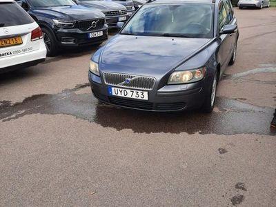 begagnad Volvo V50 2.4 drag
