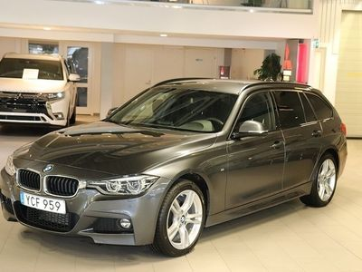 begagnad BMW 320 d xDrive Touring Steptronic M Sport Euro 6 2016, Personbil 248 000 kr